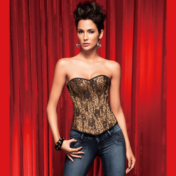 Pajama Party Corset BC1360